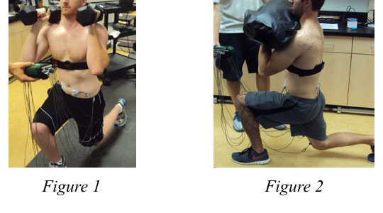 study of sandbag training versus dumbell training