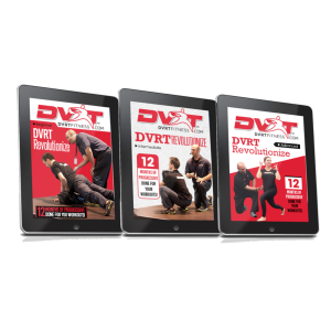 DVRT Revolutionize- Beginner, Intermediate and Advanced 12 Months of Programs