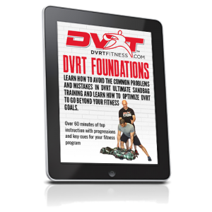 DVRT Ultimate Sandbag Training Foundations