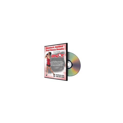 Anywhere Anytime Fitness DVD 1 - Anywhere, Anytime Fitness DVD