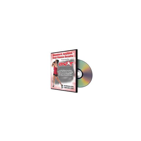 Anywhere Anytime Fitness DVD 1 - Anywhere, Anytime Fitness DVD