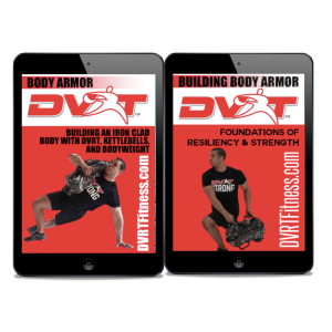 Body Armor DVRT/Kettlebells/Bodyweight