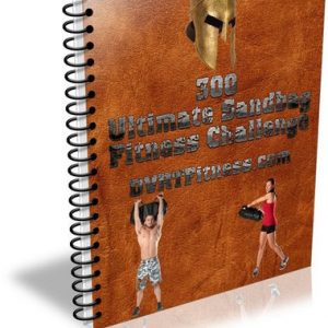 DVRT Ultimate Sandbag 300 Workout Challenges Downloadable 300x300 - DVRT Ultimate Sandbag 300 Workout Challenges