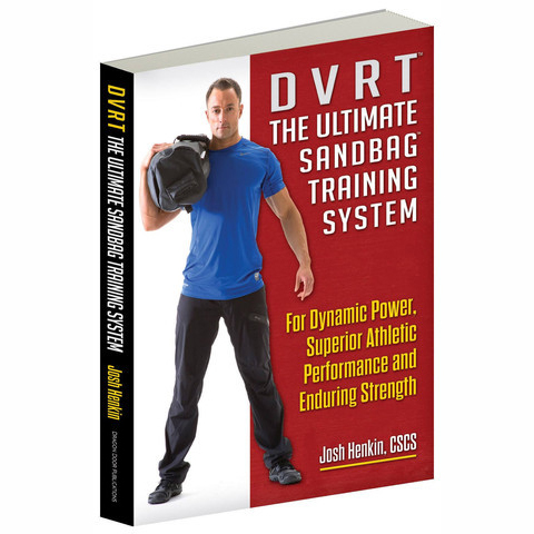 DVRT Ultimate Sandbag Training Book Link To E Book Option - DVRT Ultimate Sandbag Training Book