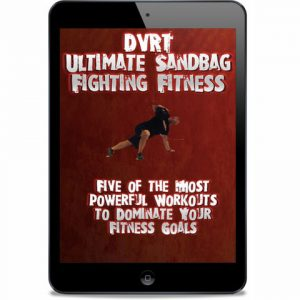 DVRT Ultimate Sandbag Training Fighting Fitness