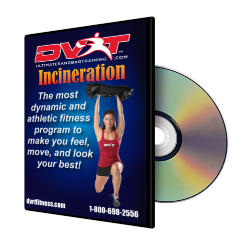 Incineration DVD - Incineration DVD