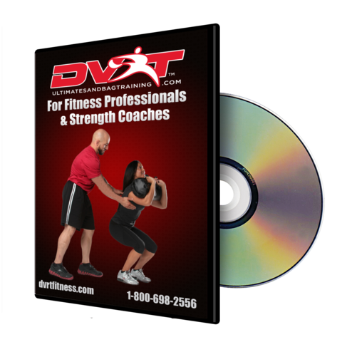 Ultimate Sandbag Training for Fitness Professionals & Strength Coaches DVD