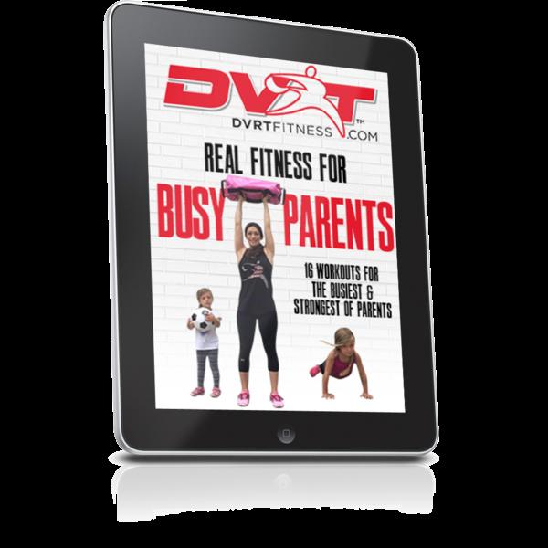 busyParent 600x600 - DVRT Busy Parent Fitness Program