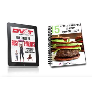 DVRT Busy Parent Fitness & Nutritional Guide