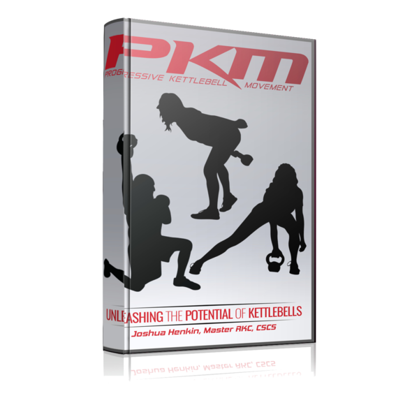 ebook 600x600 - Foundations of Progressive Kettlebell E-book