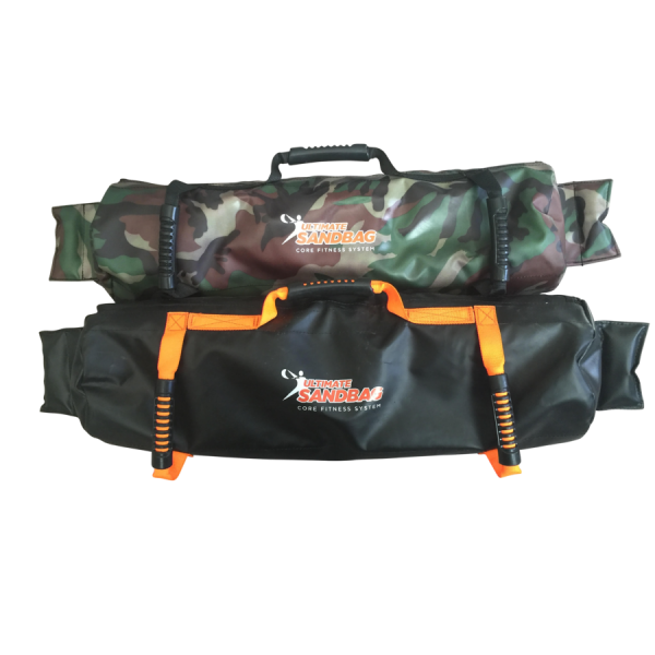 Force Ultimate Sandbag Black, Force Ultimate Sandbag Camo