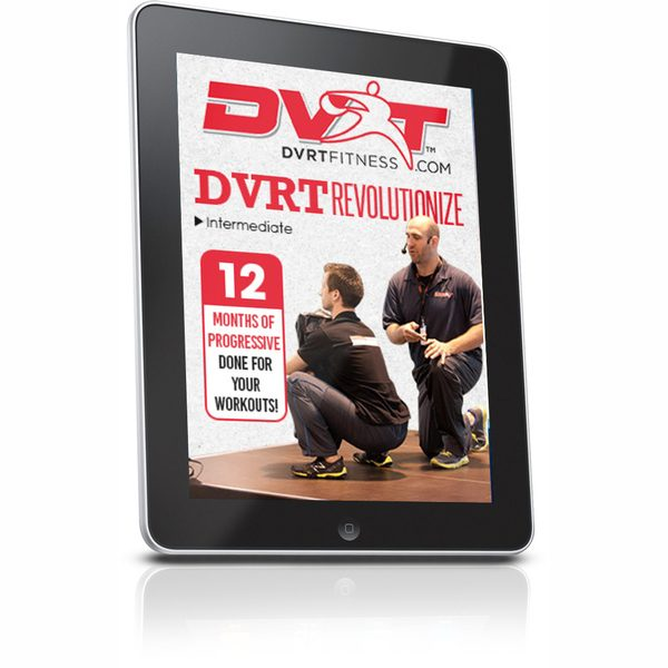 DVRT Revolutionize-Intermediate 12 Months of Programs