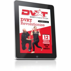 DVRT Revolutionize-Advanced 12 Months of Programs