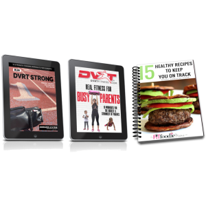 runningStrengthBusyParent 300x300 - DVRT Running Strength & Busy Parent Total Program