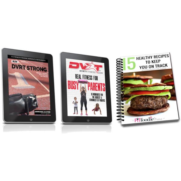 DVRT Running Strength & Busy Parent Total Program
