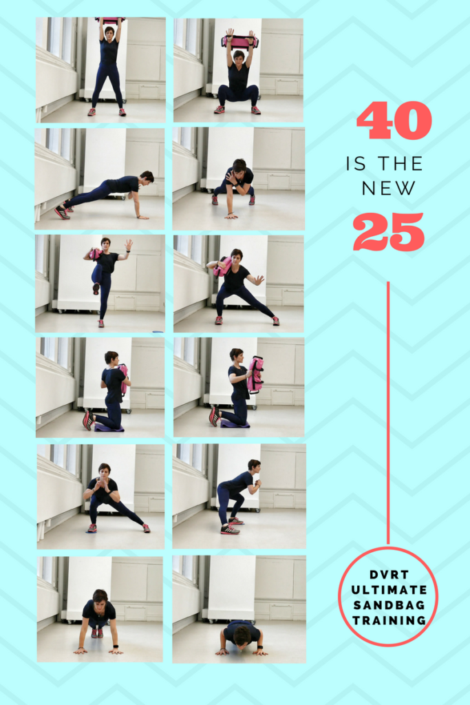 Workout Like You are 40 – Feel Like You are 25!