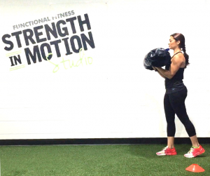 cone to cone FB 300x251 - Loaded Carry Cardio