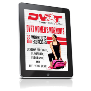 DVRT Ultimate Sandbag Fitness Women's Workouts- Downloadable