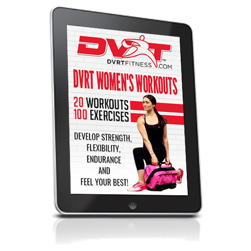 500x500 3 - DVRT Ultimate Sandbag Fitness Women's Workouts- Downloadable