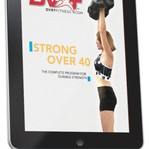 DVRT Ultimate Sandbag Fitness STRONG Over 40- Downloadable