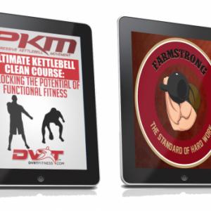 kettlebell clean