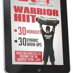 DVRT Warrior HIIT Downloadable Program