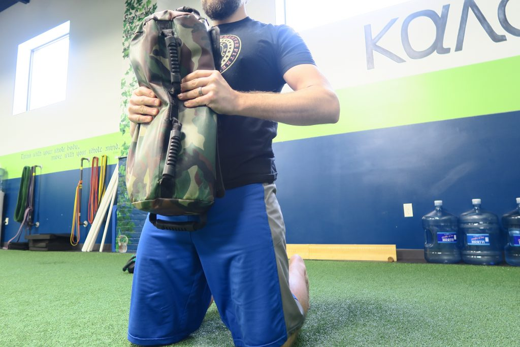 sandbag exercises