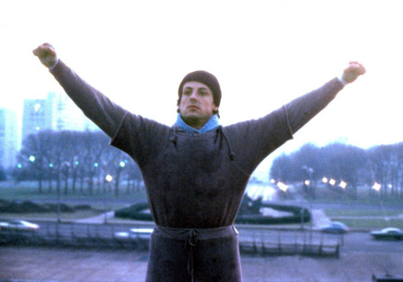3 Fitness Lessons From Rocky Balboa