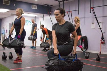 sandbag training exercises  fitness program  ultimate