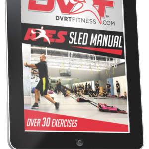 DVRT ARES SLED MANUAL- Downloadable