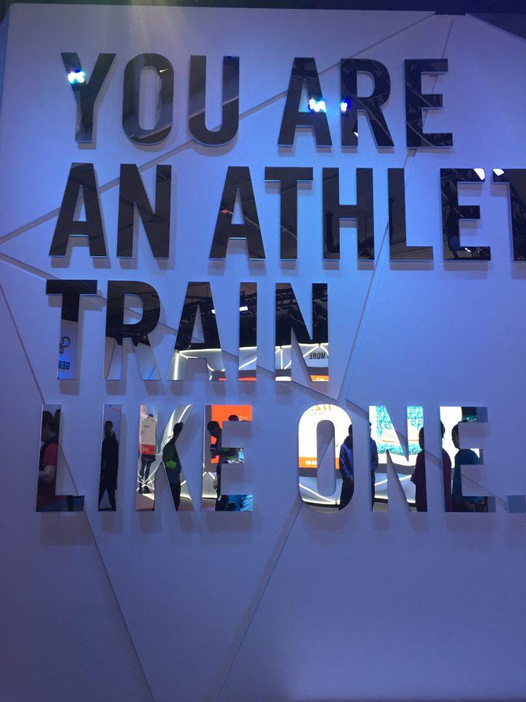 Should We Train Like An Athlete
