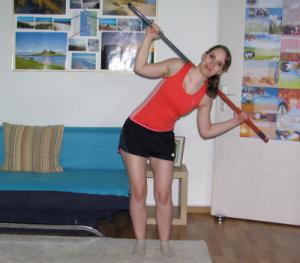 Side Planks for Better Shoulders
