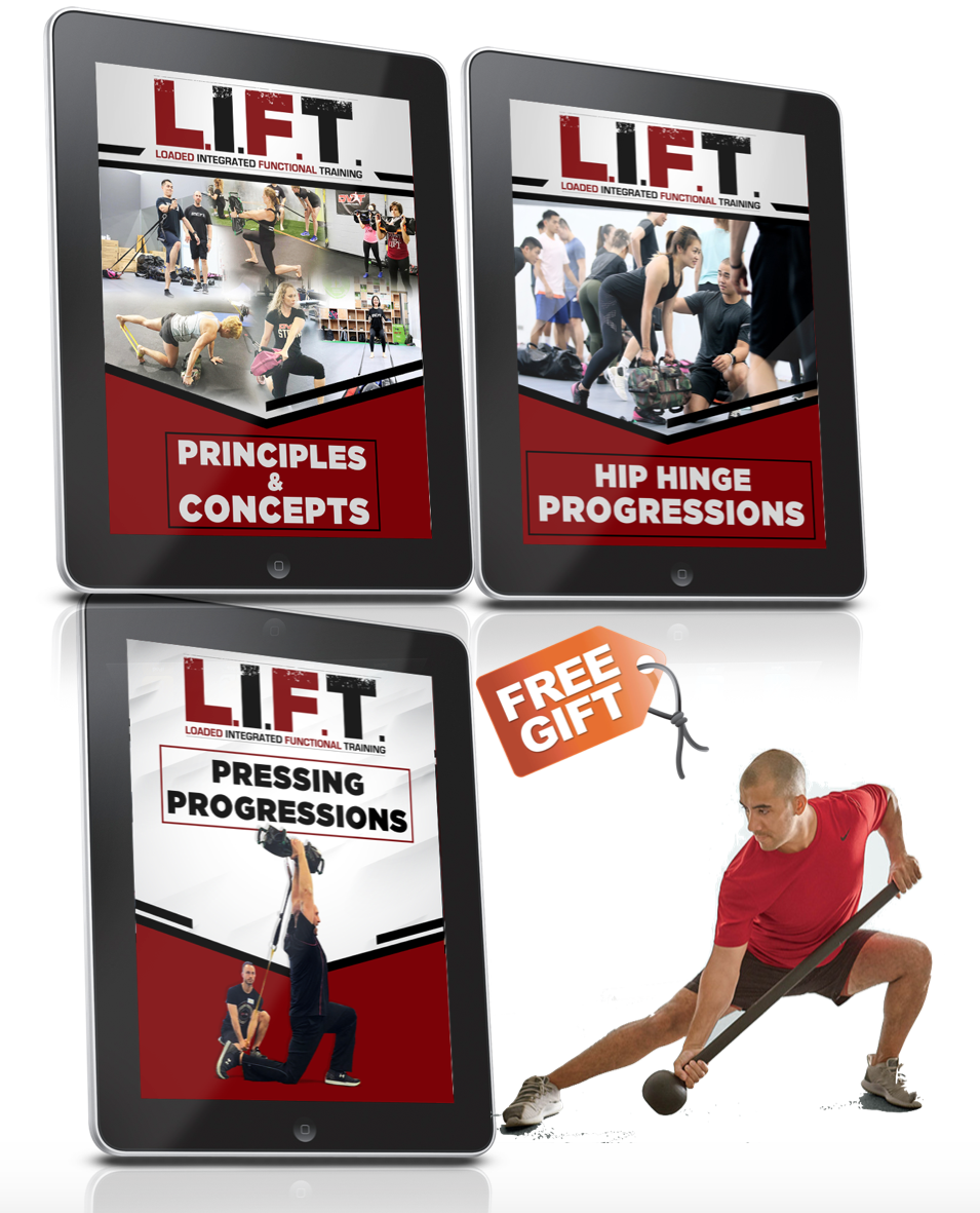 Lift Certification Principles Hip Hinge Pressing Ultimate