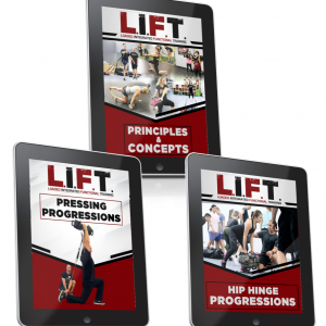 L.I.F.T. Certification: Principles, Hip Hinge & Pressing