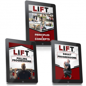 L.I.F.T Certification: Principles, Pulling & Squatting
