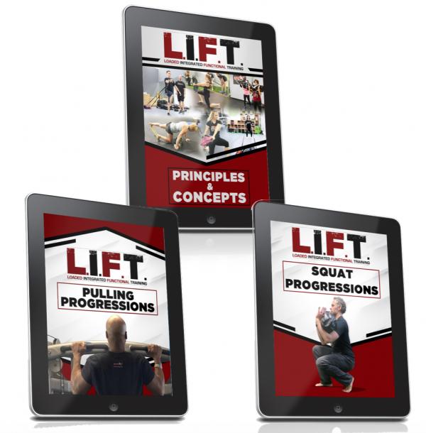 L.I.F.T Certification: Principles, Pulling & Squatting