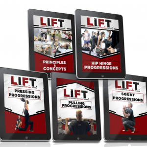 L.I.F.T. Certification: Principles, Hip Hinge, Pressing, Pulling & Squatting