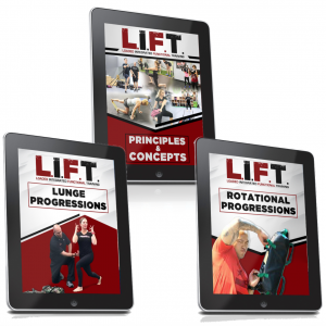 L.I.F.T Certification: Principles, Lunging & Rotation