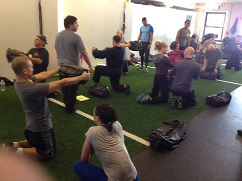 Movement Strength Training to Unlock Fitness
