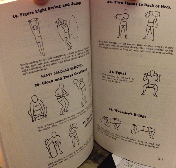 john jesse wrestling encyclopedia - The Most Popular Sandbag Exercises You Shouldn't Do!
