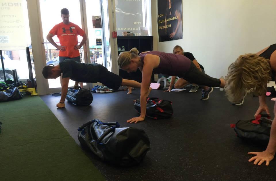 DVRT Ultimate Sandbag Training