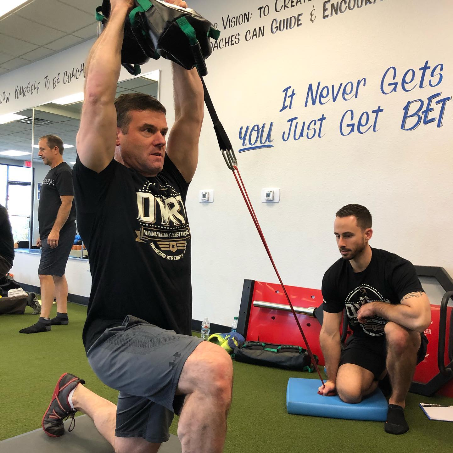 DVRT Ultimate Sandbag Training