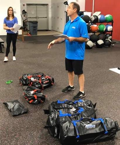 81795993 10218061656507836 3339797420119687168 n - How Ultimate Sandbag Training Helped Rehab This Physical Therapist