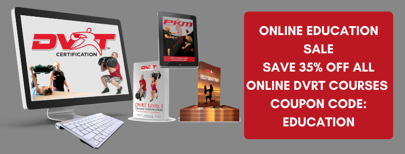 educaiton sale 1 1 - Smarter Core Training and Better Mobility Exercises