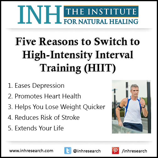 five reasons to switch HIIT - HOW HIIT Goes VERY Wrong!