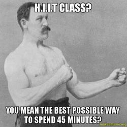 hiiT class you - HOW HIIT Goes VERY Wrong!