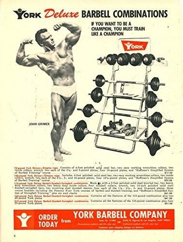 34326038313b941e97fc3824d52f75ea - The Evolution of the Barbell