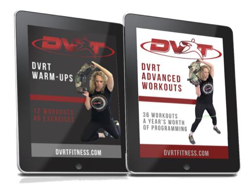 DVRT Advanced Workouts
