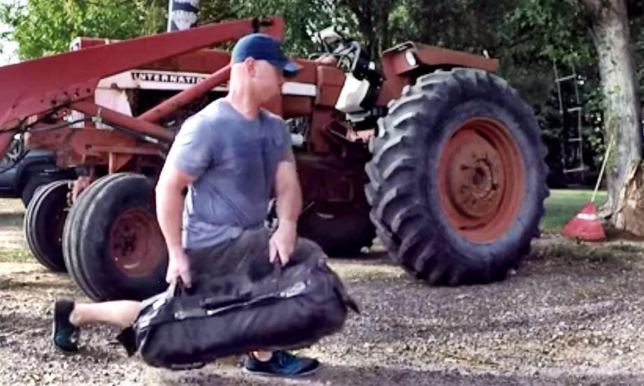 ultimate sandbag workouts