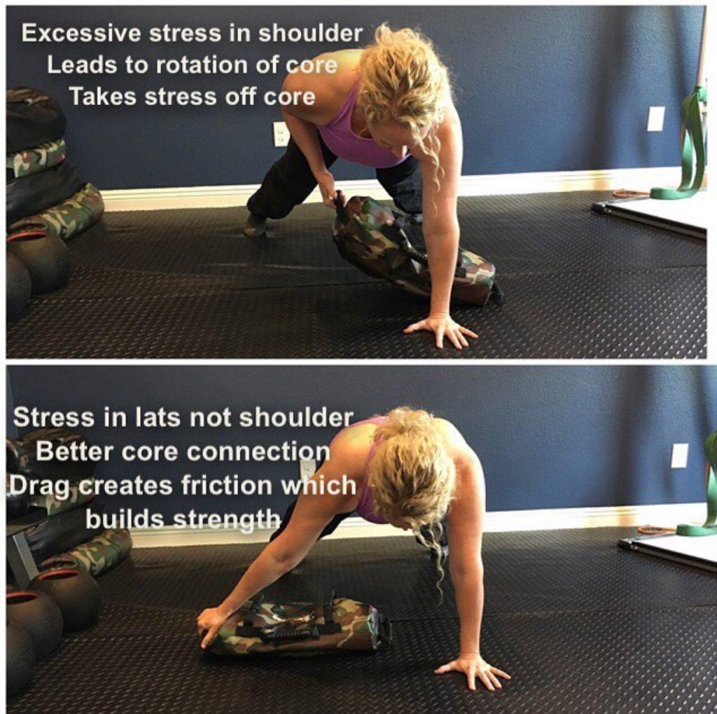ultimate sandbag exercises